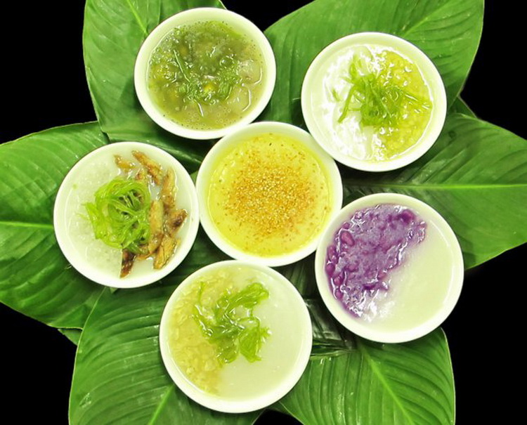 Che (Vietnamese dessert soup) - Photo: Internet