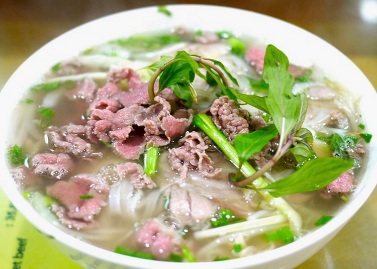 Pho (Vietnamese noodle soup) - Photo: Internet
