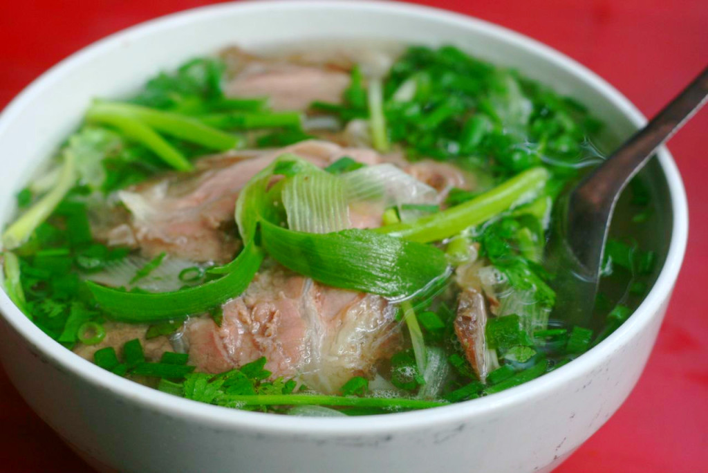 Do not forget taste Pho when you visit Hanoi - Photo: Internet