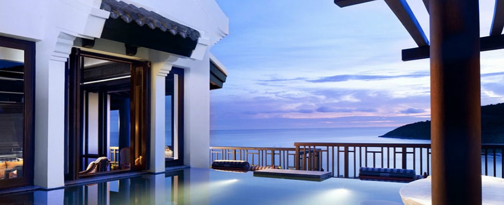Heavenly penthouse with private pool of Intercontinental Danang Sun Peninsula Resort - Photo: Intercontinental Danang Sun Peninsula Resort