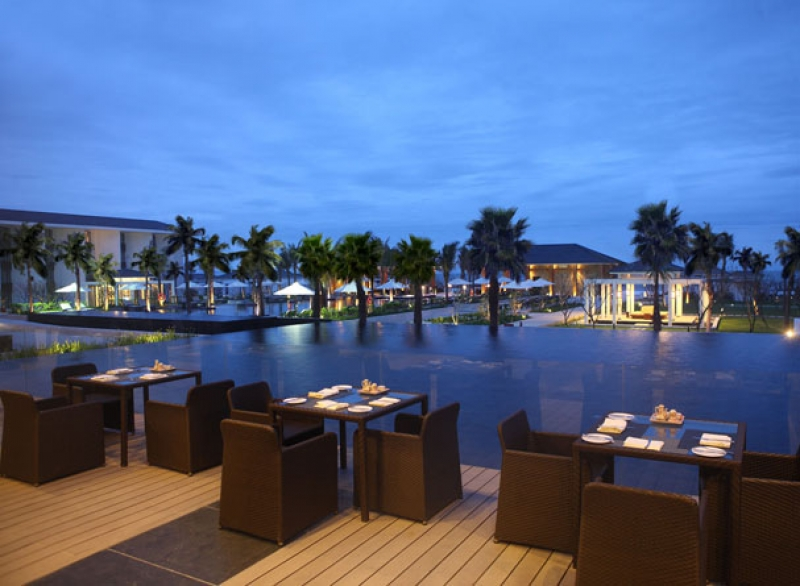 Sunrise Hoi An Beach Resort was rewarded the World Luxury Hotel Awards - Photo: Sunrise Hoi An Beach Resort