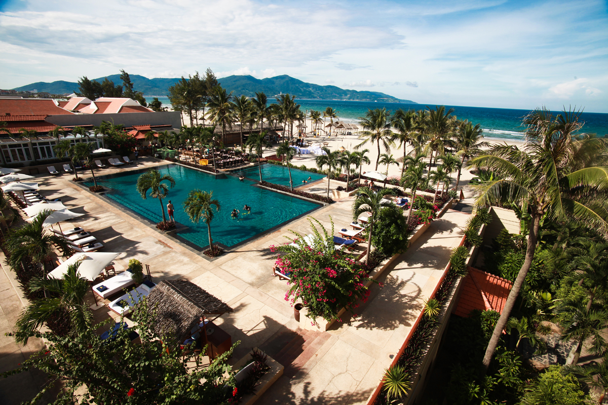 The beauty of Furama resort Danang - Photo: Internet