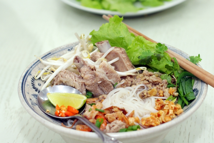 Hu Tieu My Tho of My Tho people (Tien Giang Province) is cooked by a traditional recipe - Photo: Internet