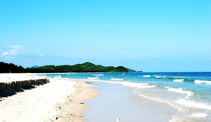 Doi Duong Beach (Phan Thiet City, Binh Thuan Province) - Photo: Internet