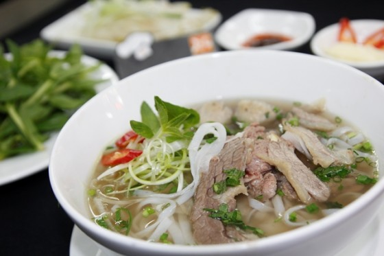 Do not forget to taste Pho when visiting Vietnam - Photo: Internet