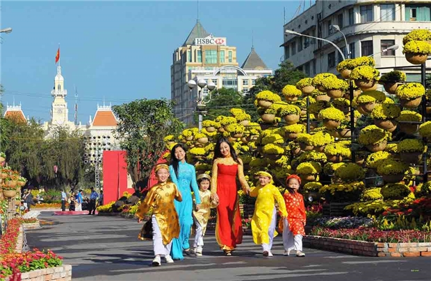 The best time to visit Vietnam is during and after the Lunar New Year - Photo: Internet