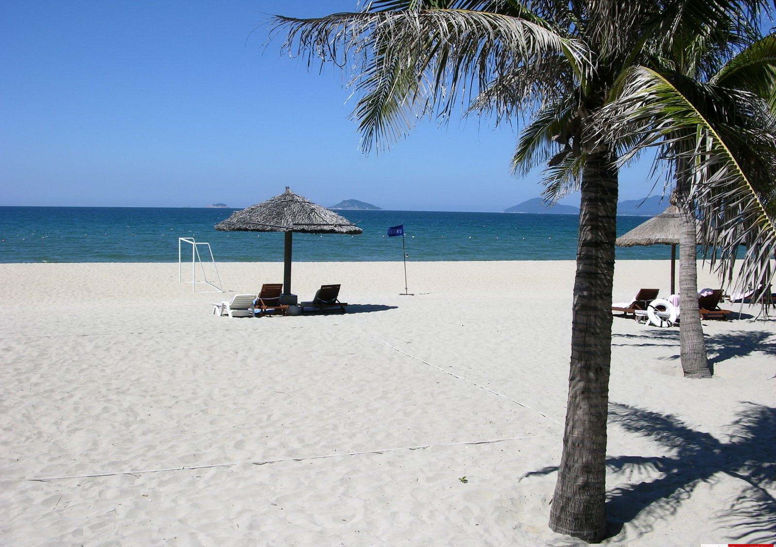 Cua Dai beach (Hoi An City, Quang Nam Province, Middle of Vietnam) - Photo: Internet