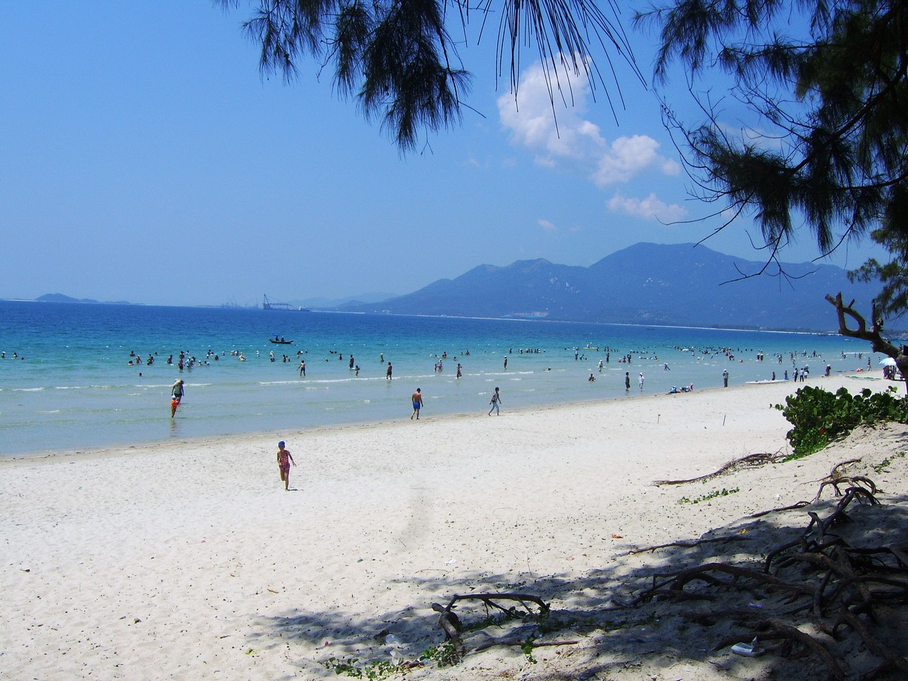 Dai Lanh beach (Khanh Hoa Province, Middle of Vietnam) - Photo: Internet
