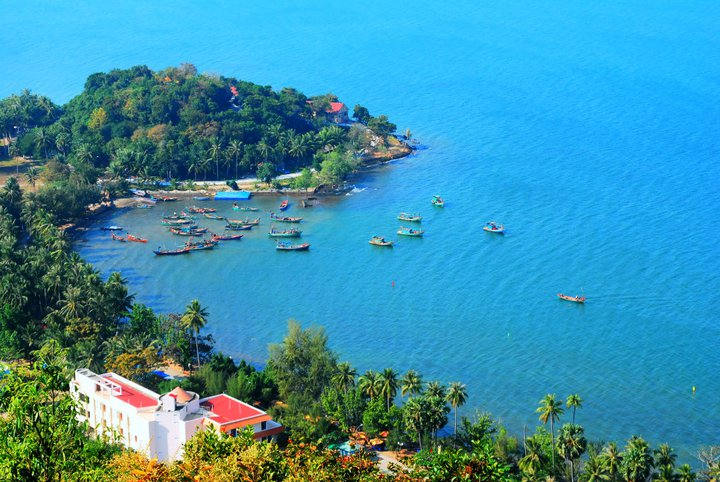 Mui Nai beach (Ha Tien Town, Kien Giang Province, The South of Vietnam) - Photo: Internet