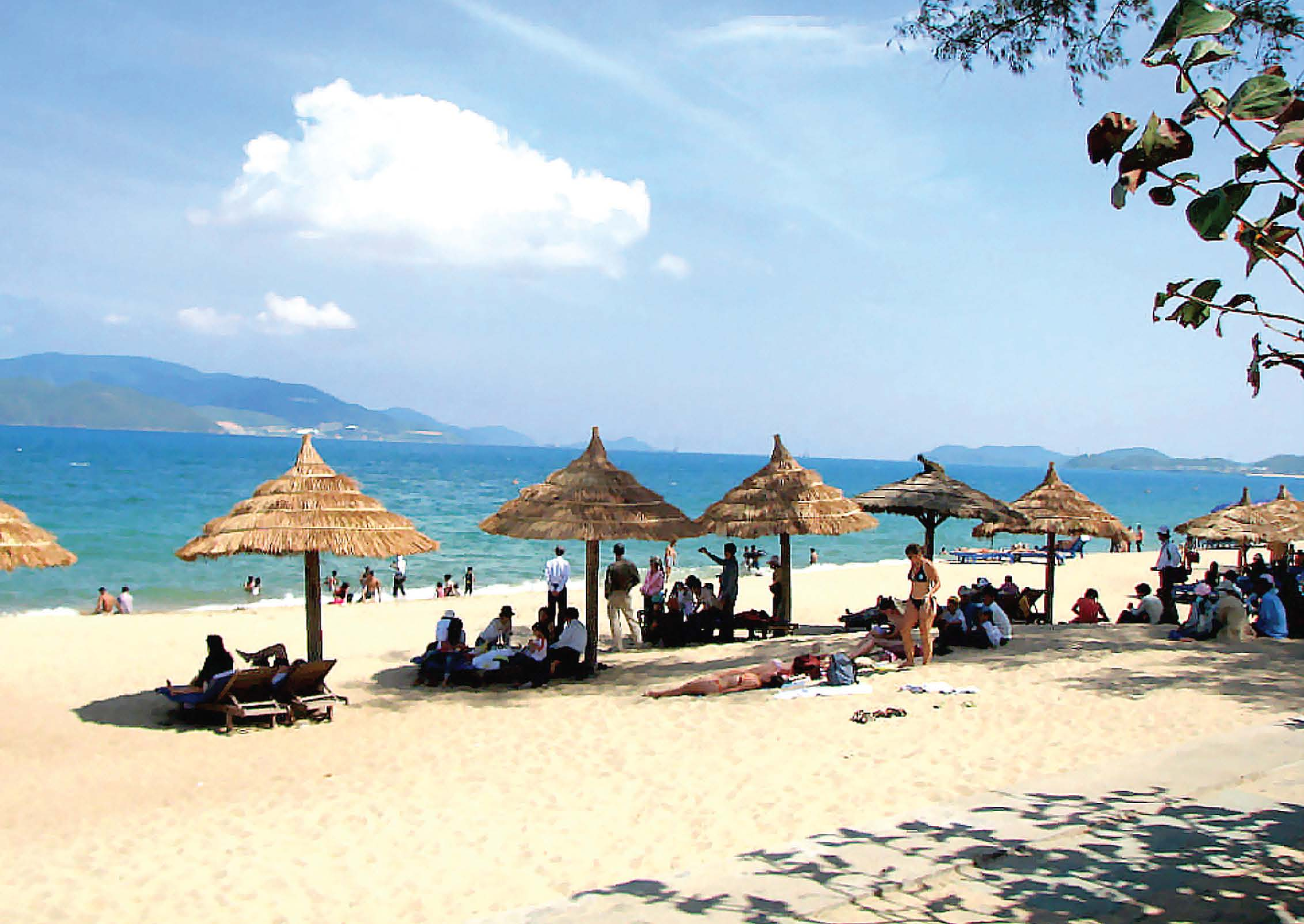 My Khe beach (Ngu Hanh Son District, Da Nang City, The Middle of Vietnam) - Photo: Internet