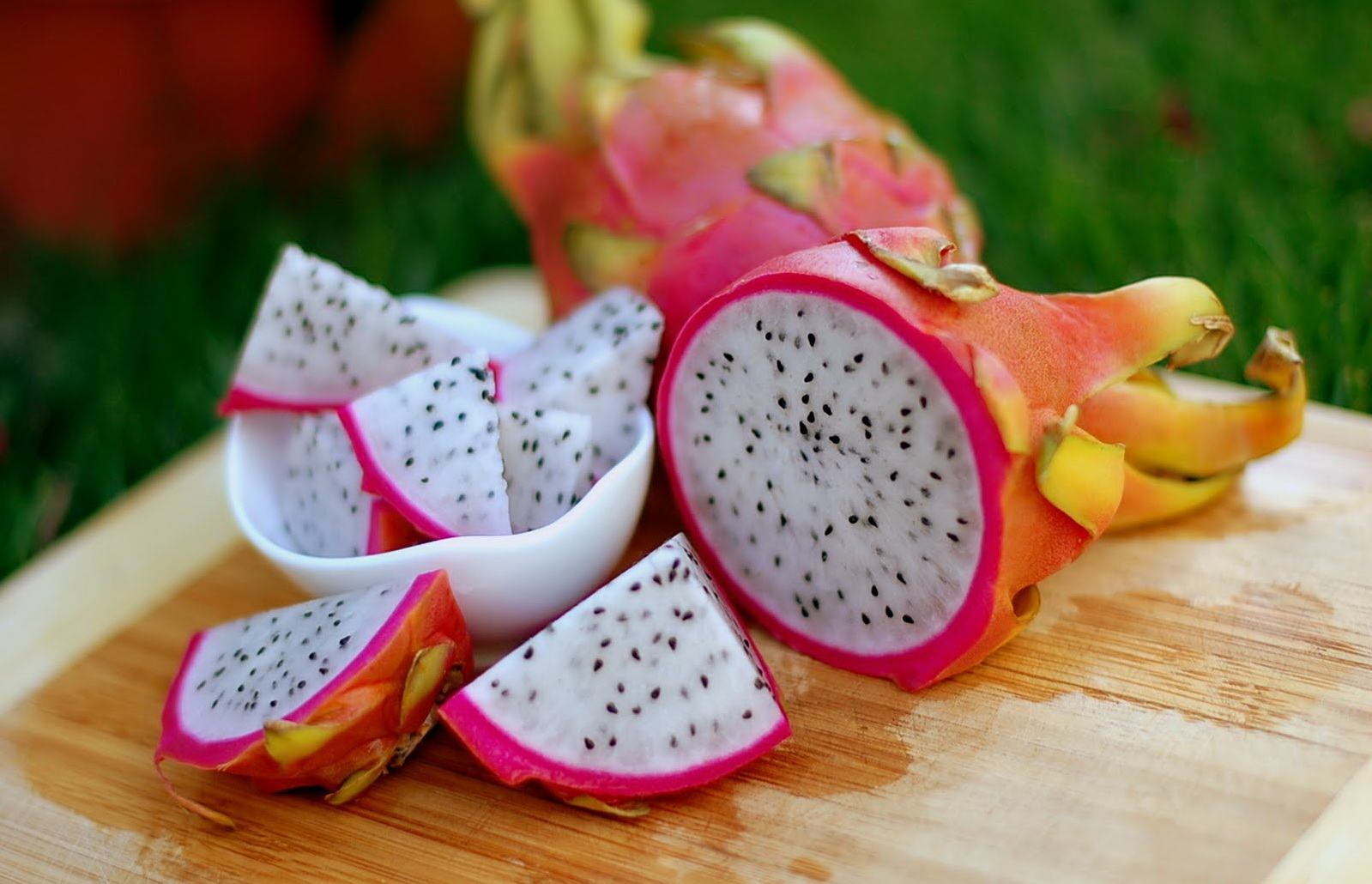Dragon fruit (or Thanh Long) - Photo: Internet