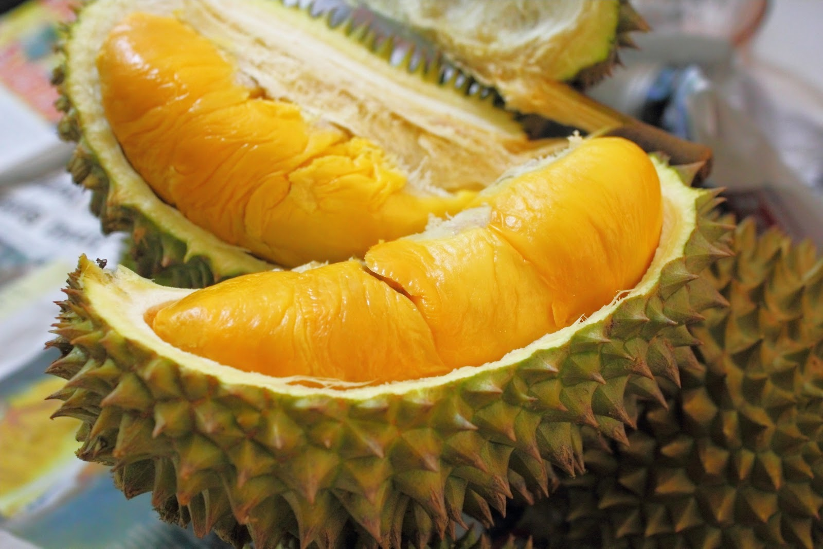 Durian is one of the most Vietnamese delicous fruit! - Photo: Internet