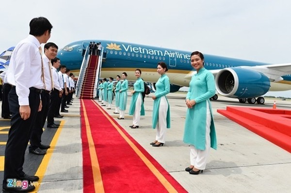 Vietnam airlines is selected to join the list of the 10 - China eastern airlines vietnam office ...