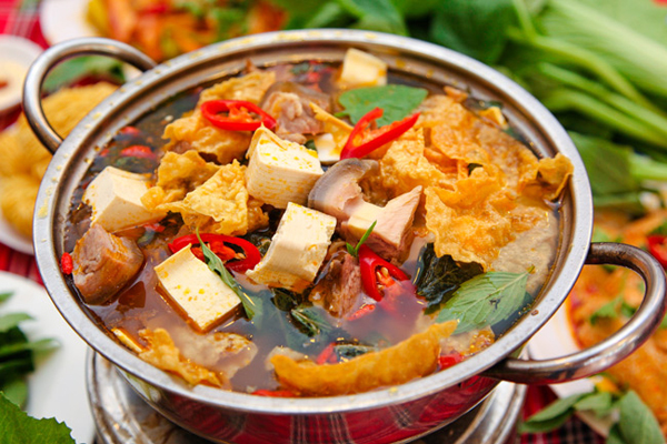 Ha Noi Goat Hot Pot