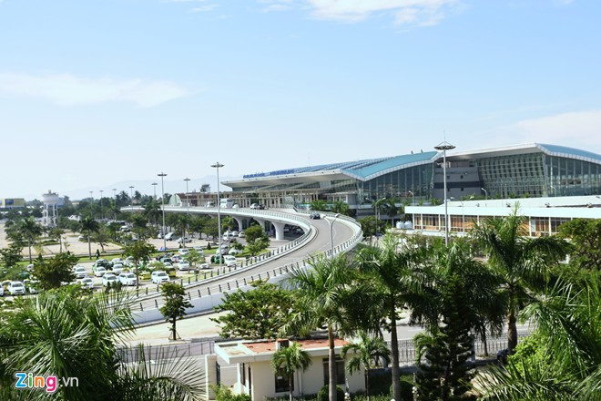 Da Nang Airport - One of the top 30 leading airports in Asia