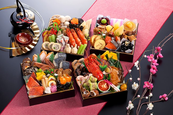 Samples of an Osechi - Photo: Doyouknowjapan