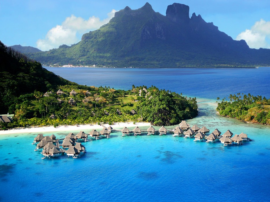 Hilton Bora Bora Nui Resort & Spa, French Polynesia