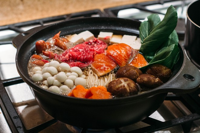 Japanese stew for sumo - Photo: Forktobelly