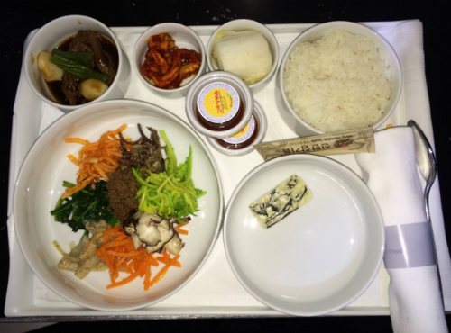 Korean Airlines - Business class