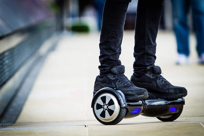 Two-wheeled Hoverboards