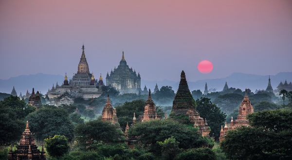 Myanmar should also be on your list