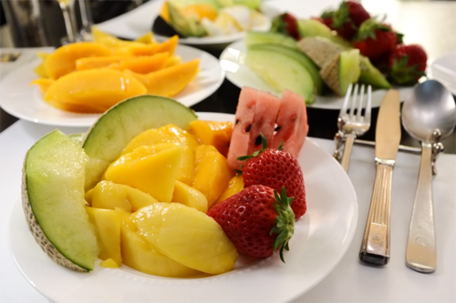 Fruits buffet
