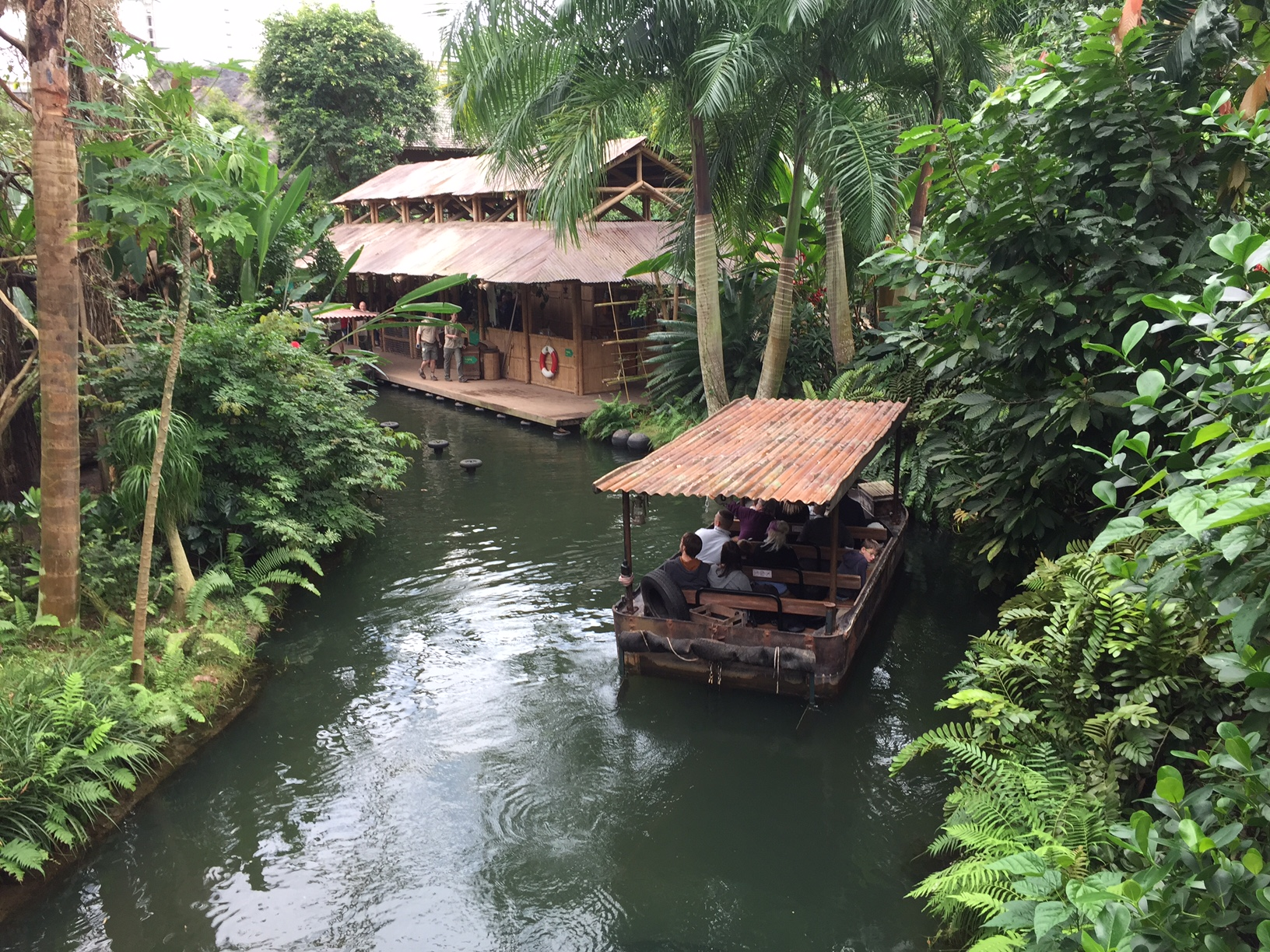 Gondwanaland will bring you fascinating tropical experience