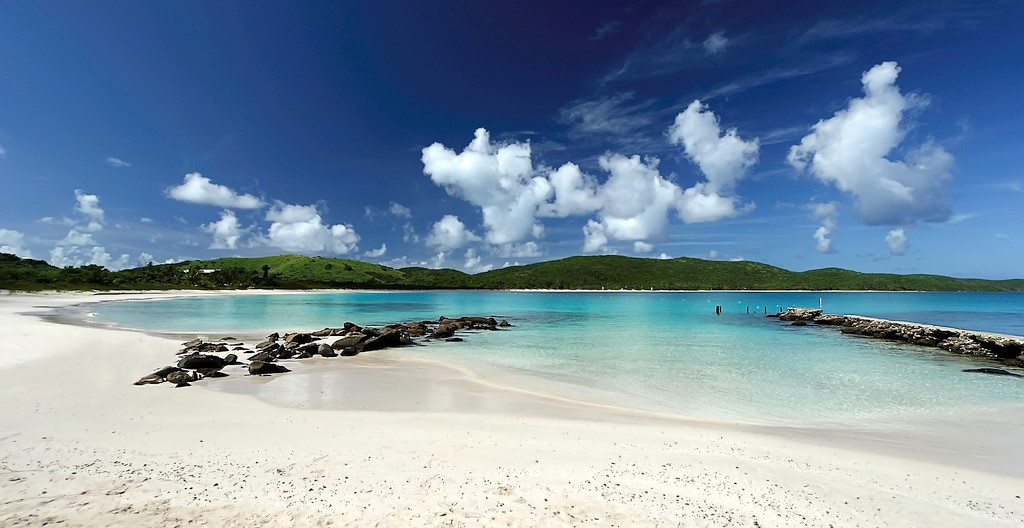 There are no words to describe the beauty of Flamenco beach - Photo: Flickr