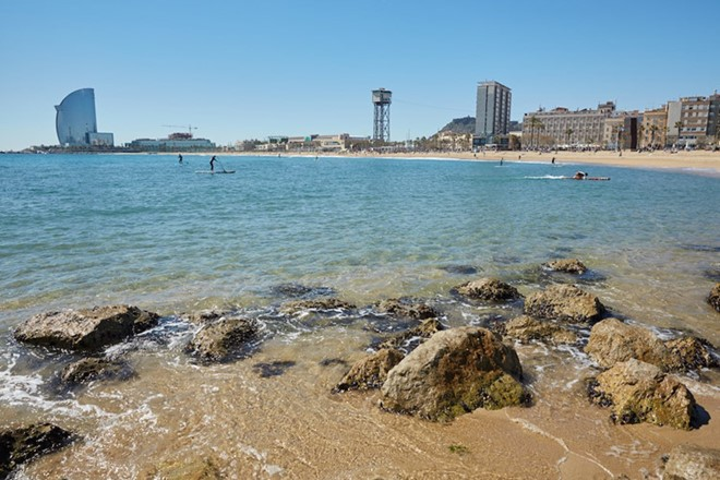 Barcelona, ​​Spain: Unlike most of major cities in EU, Barcelona owns 4.2 km of coastline. In Barcelona, you should at least discover one of these beaches Barceloneta, Marbella, Nova Icaria and Bogatell, which are the most famous beaches here.