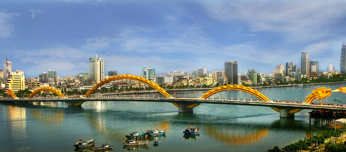 The most worth-living city in Vietnam