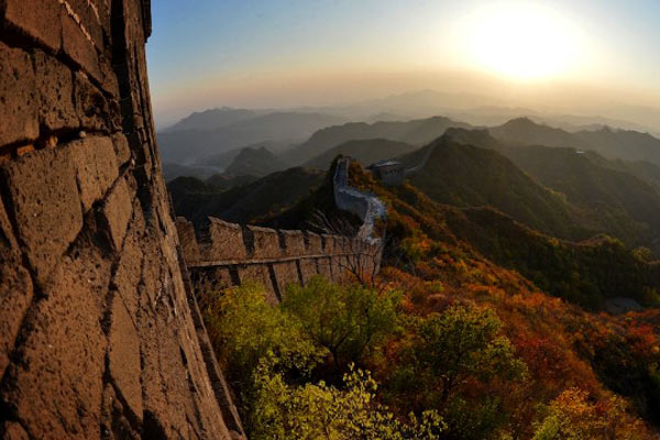 China is a huge country with many things to discover