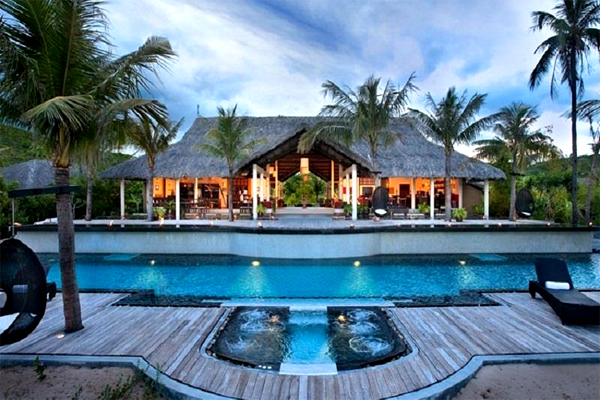A peaceful resort in Phu Yen