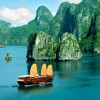 Magnificent views of UNESCO World Heritage Sites in Vietnam