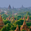 An interesting tour of the famous temples in Myanmar