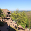 Romantic Hotel at the Wartburg Castle